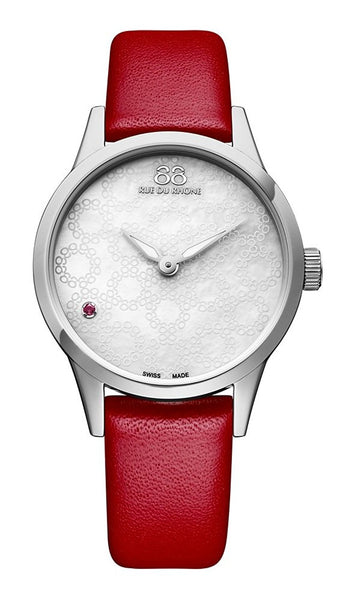 88 RUE DU RHONE Rive Swiss Quartz Women's watch collection 87WA183212
