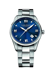 Louis Erard Heritage Collection Swiss Automatic Blue Dial Men's Watch 69101AA05.BMA19