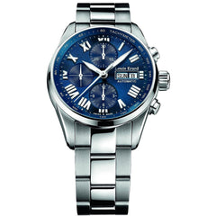 Louis Erard Heritage Collection Swiss Automatic Blue Dial Men's Watch 78102AA05.BMA22