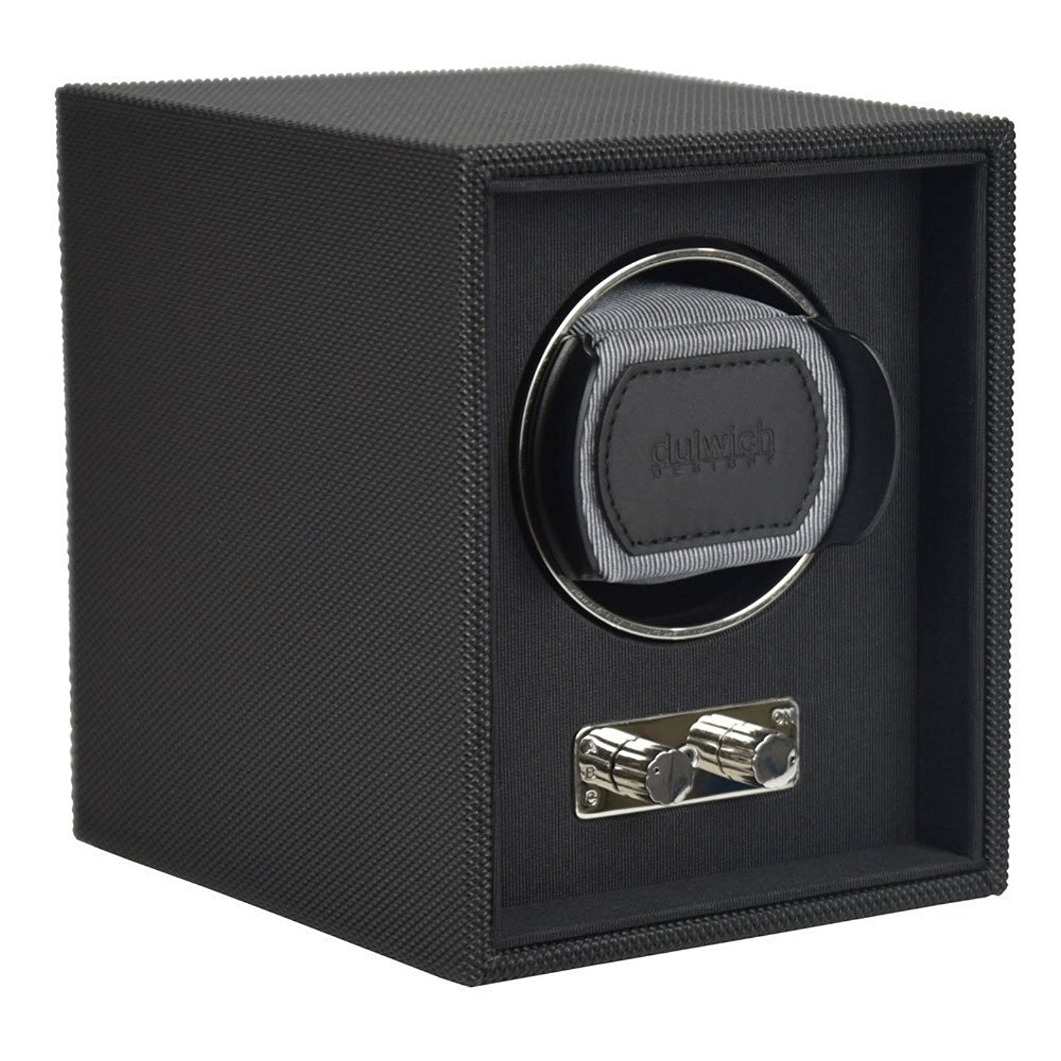 Goodwood Dulwich Grey Single Watch rotator Watch Winder