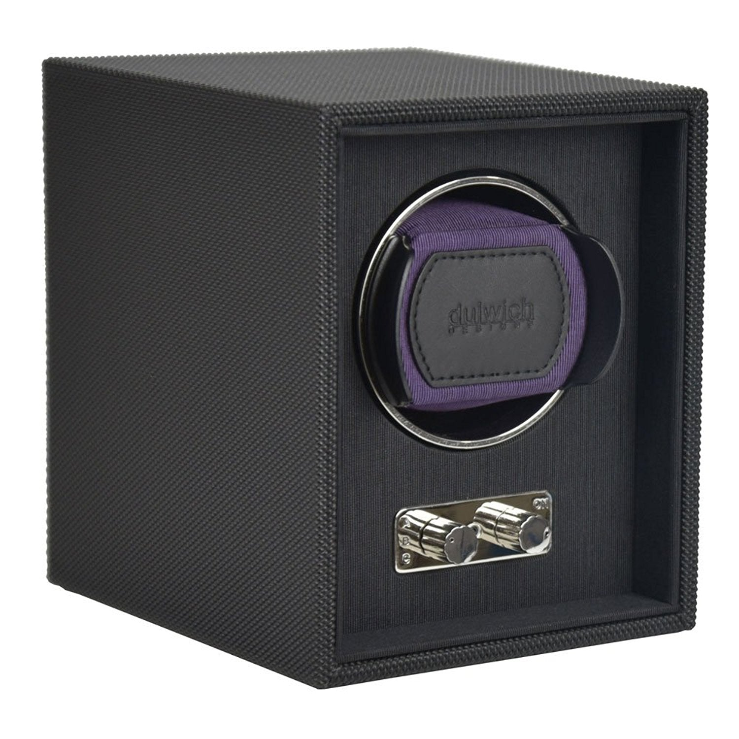 Goodwood Dulwich Purple Single Watch rotator Watch Winder