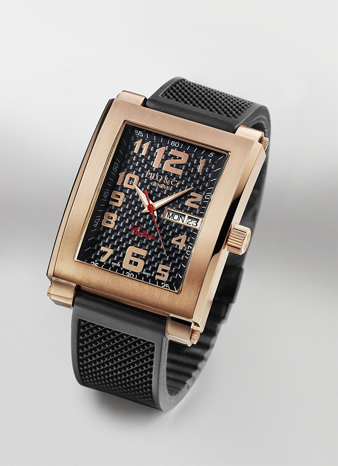 Pilo & Co Geneva Swiss Automatic Corleone Men's Watch collection P0547HAGR