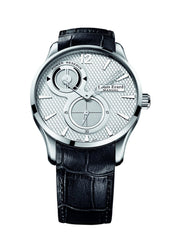 Louis Erard 1931 Collection Mechanical hand winding Silver Dial Men's Watch 53209AS01.BDC25