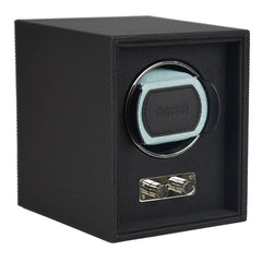Goodwood Dulwich Sky Light Blue Single Watch rotator Watch Winder