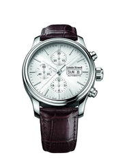 Louis Erard Heritage Collection Swiss Automatic Silver Dial Men's Watch 78269AA11.BDC21