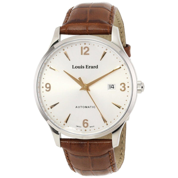 Louis Erard 1931 Collection Swiss Automatic Silver Dial Men's Watch 69219AA11.BDC80