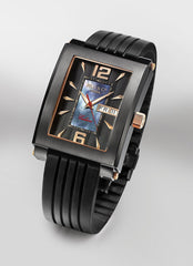 Pilo & Co Geneva Swiss Automatic Corleone Men's Watch collection P0550HABI