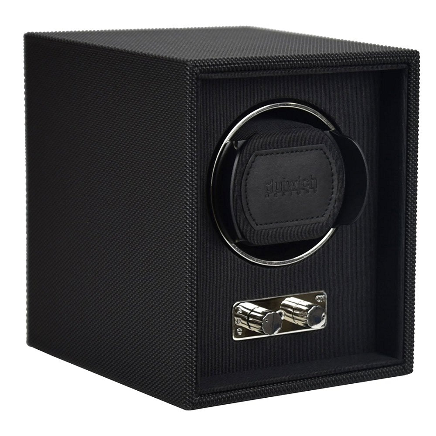 Goodwood Dulwich Black Single Watch rotator Watch Winder
