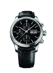 Louis Erard Heritage Collection Swiss Automatic Black Dial Men's Watch 78269AA12.BDC02