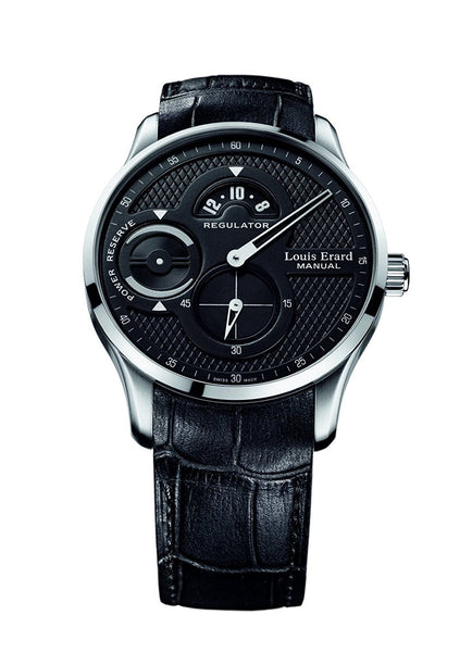 Louis Erard 1931 Collection Mechanical hand winding Black Dial Men's Watch 54209AS12.BDC25