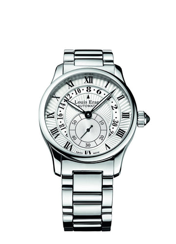 Louis Erard Emotion Collection Swiss Automatic Silver Dial Women's Watch 92600AA21.BMA16