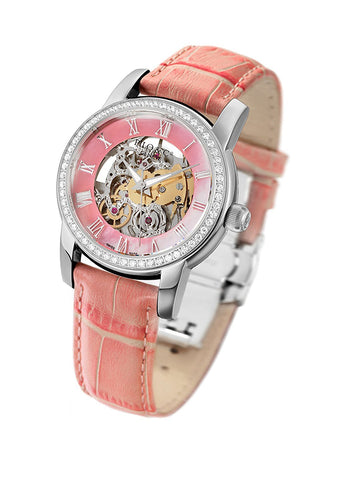 Pilo & Co Swiss Automatic Tempo Women's Watch collection P0528DAS
