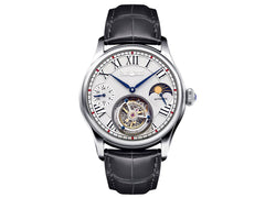 Memorigin Orbit Series Gent GMT Tourbillon Watch