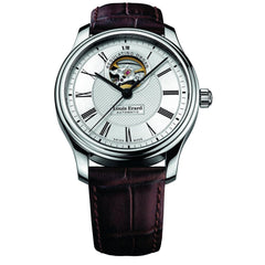 Louis Erard Heritage Collection Swiss Automatic Silver Dial Men's Watch 60267AA41.BDC21