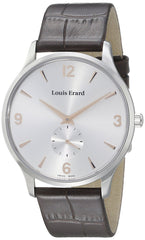 Louis Erard 1931 Collection Mechanical hand winding Silver Dial Men's Watch 47217AA11.BEP01