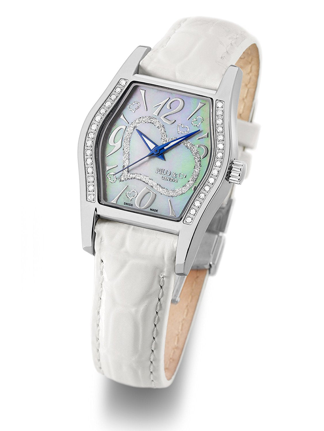 Pilo & Co Swiss Quartz Allegra Women's Watch collection P0255DQS