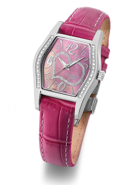 Pilo & Co Swiss Quartz Allegra Women's Watch collection P0252DQS
