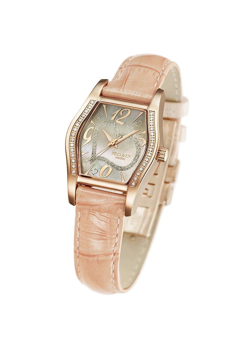 Pilo & Co Swiss Quartz Allegra Women's Watch collection P0258DQGR