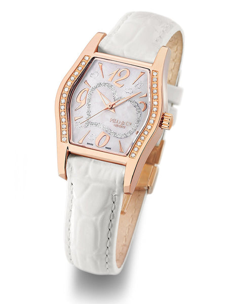 Pilo & Co Swiss Quartz Allegra Women's Watch collection P0257DQGR