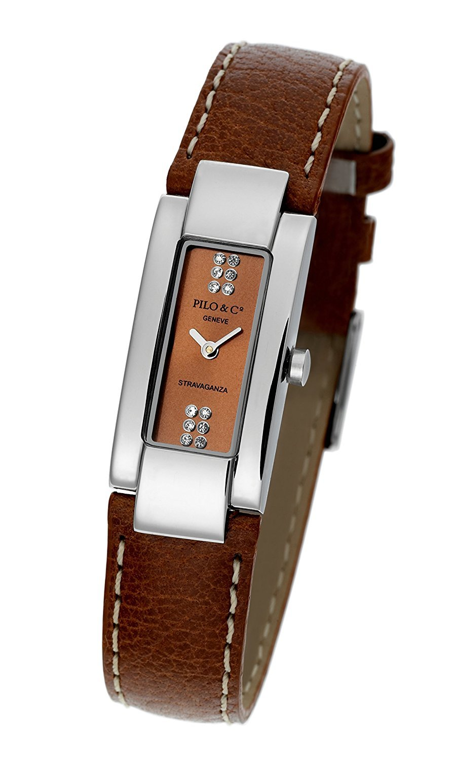Pilo & Co Swiss Quartz Stravaganza Women's Watch collection P0060DQS