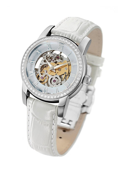 Pilo & Co Swiss Automatic Tempo Women's Watch collection P0526DAS