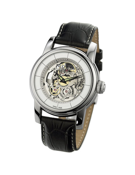 Pilo & Co Swiss Automatic Tempo Men's Watch collection P0520HAS
