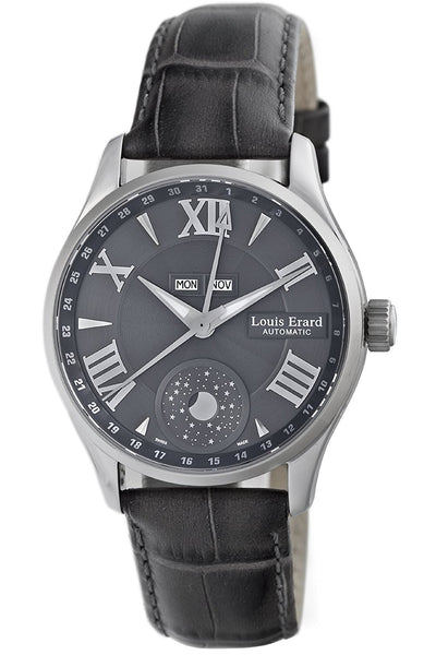 Louis Erard Men's 46213AA23.BDC36 1931 Multifunction Automatic Watch