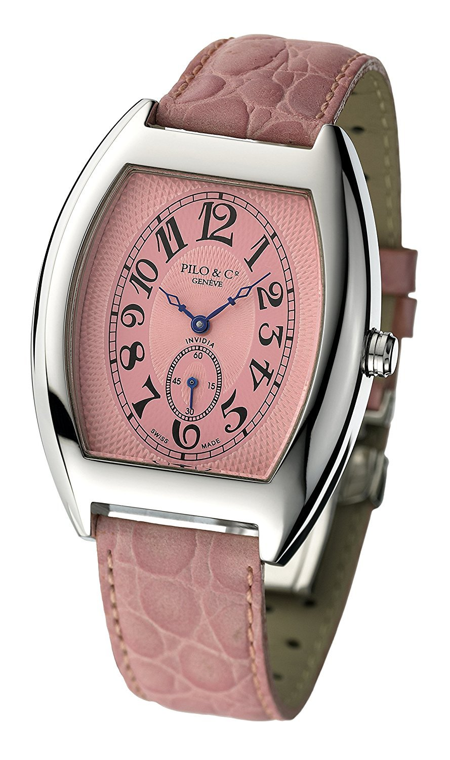 Pilo & Co Geneva Swiss Quartz Invidia Women's Watch collection P0025HQS