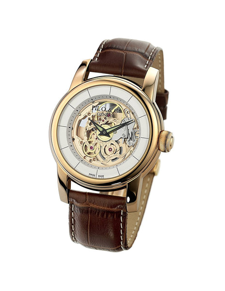 Pilo & Co Swiss Automatic Tempo Men's Watch collection P0518HAGR
