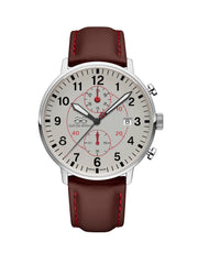 87WA184120  88 Rue du Rhone Mens Swiss Watch Quartz Newold