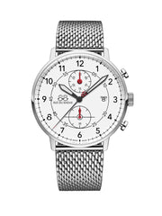 87WA184122  88 Rue du Rhone Mens Swiss Watch Quartz Newold
