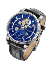 David Van Heim Swiss Mechanical Tourbillon Men's Watch T1 collection VH-302