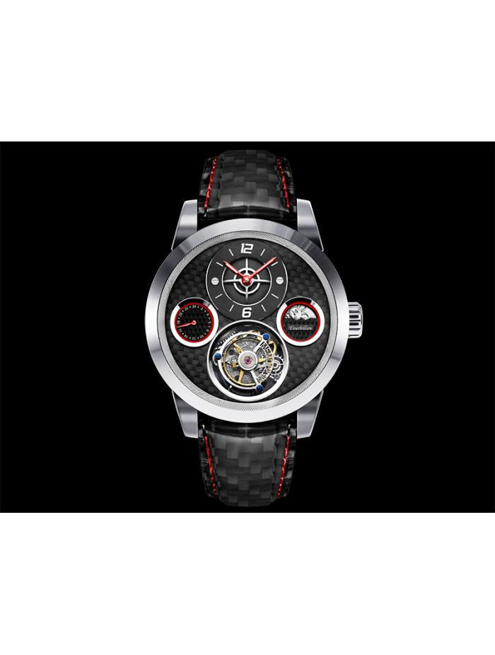 GTA Grand theft auto Memorigin Watch Tourbillon GT series macro2
