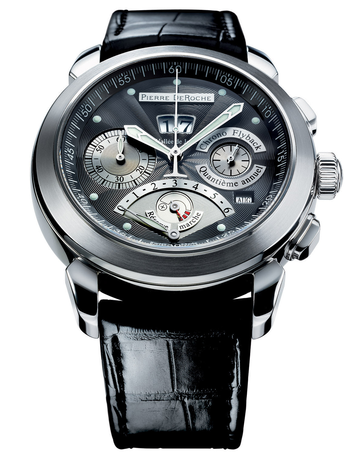 Pierre De Roche Swiss Automatic Luxury Watches