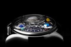 Memorigin Tourbillon Watch Solar Series Breguet  Rolex  Flat