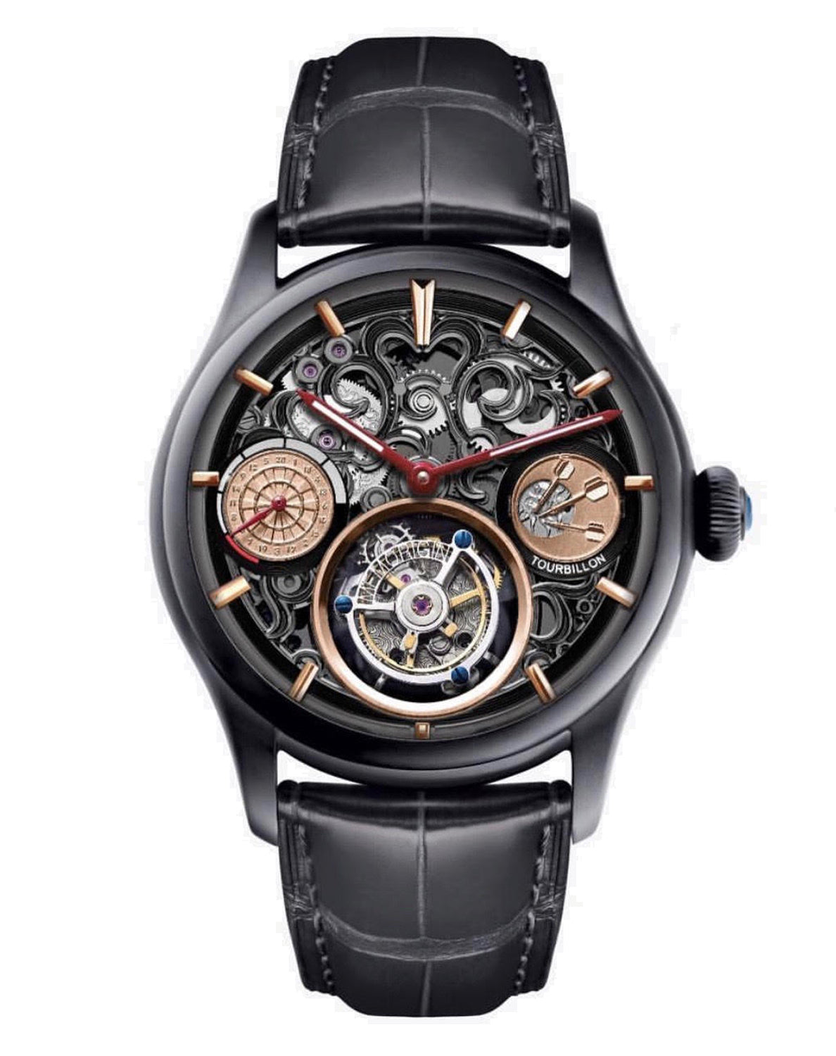 Memorigin Tourbillon 501 Series Darts Men's Watch Main Picture