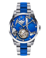 Marvel Avengers Memorigin Tourbillon Watches Captain America front