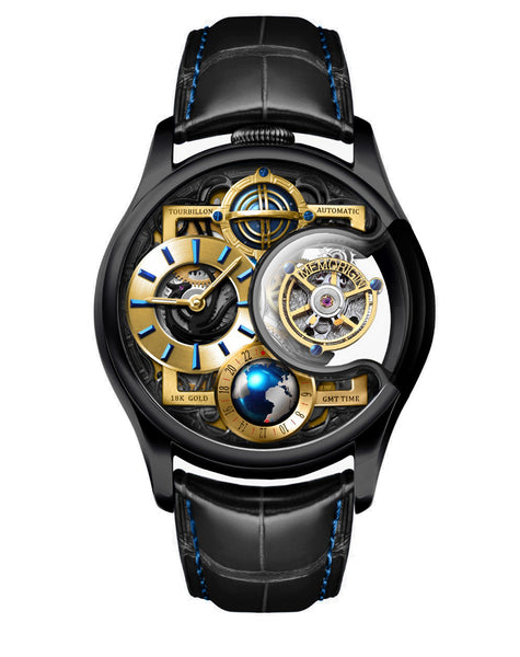 Memorigin Flying Tourbillon Imperial Stellar Black Watch