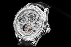 Memorigin Tourbillon Janquet Diamond Legend Special Edition