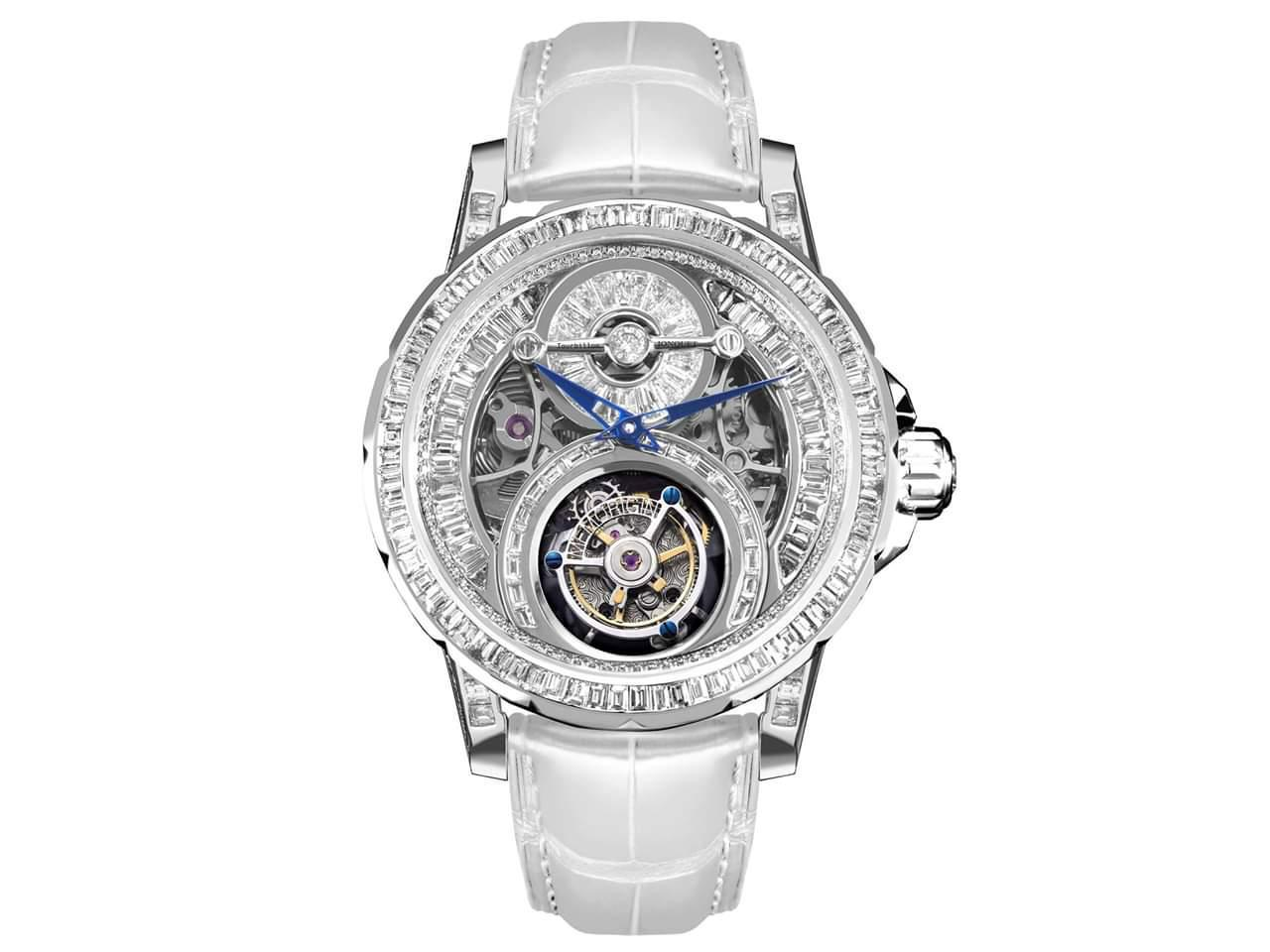 Memorigin Tourbillon Janquet Diamond Legend