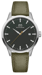 87WA184107  88 Rue du Rhone Mens Swiss Watch Quartz Rive