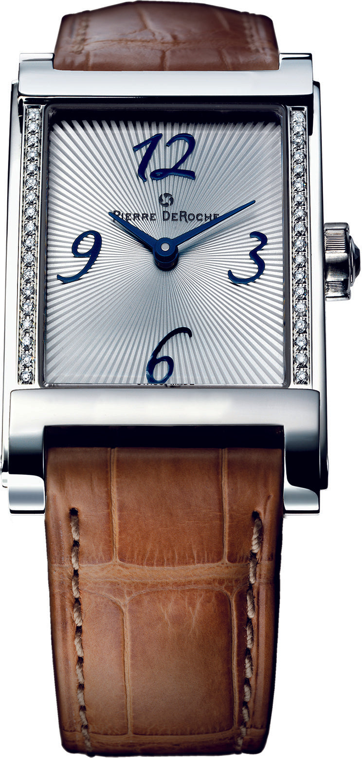 Pierre De Roche Shiny Pebbles Day Watch