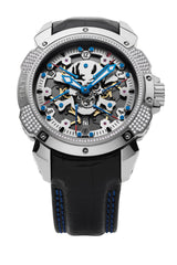 Pierre De Roche Skull TNT Watch