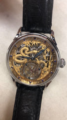 Zodiac Snake Memorigin Tourbillon Watch watches
