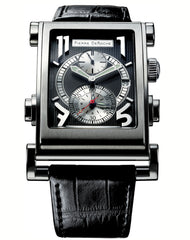 Pierre De Roche SplitRock Silvered Big Numbers Men's Watch SPR30001ACI0-006CRO