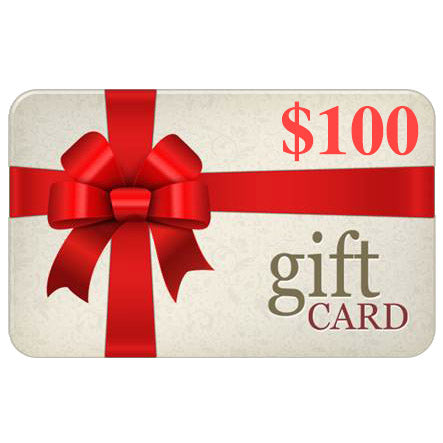 Gift Card - $100