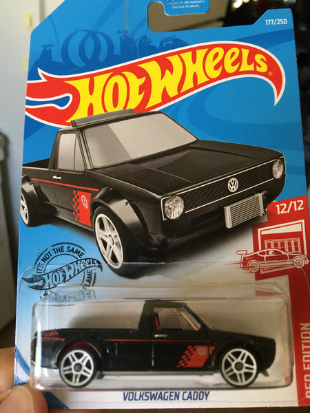 Hot Wheels Volkswagen Caddy Brand New and Sealed