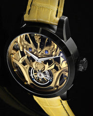 Marvel Transformers Bumblebee 1st version Memorigin Tourbillon Watches Disney hanging