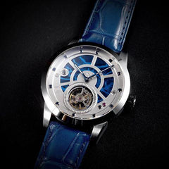 Star Wars Solo R2D2 Memorigin Tourbillon Watches Disney inclined2