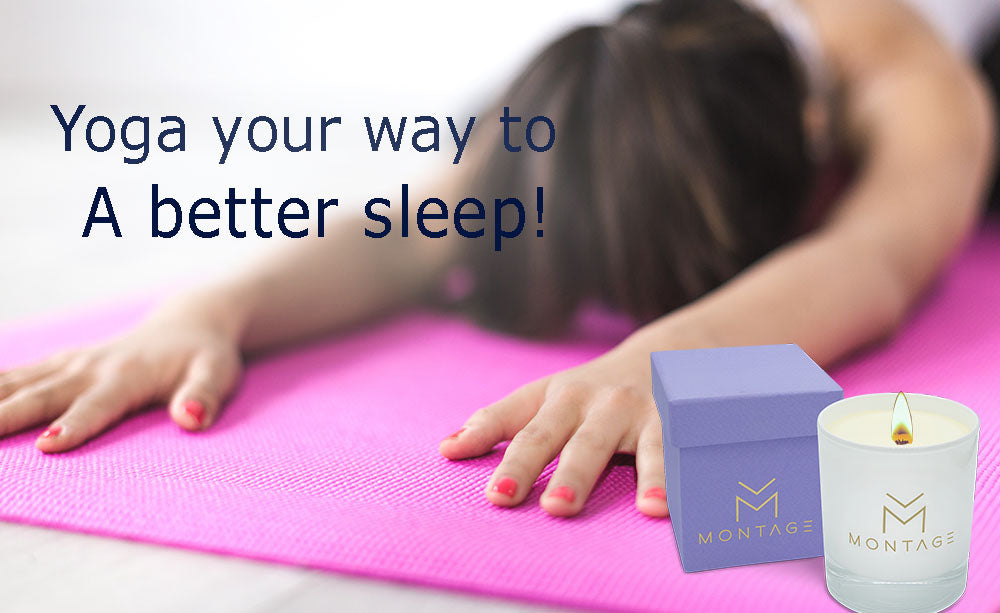 Yoga for a better sleep!